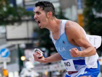 Massimo Stano oro