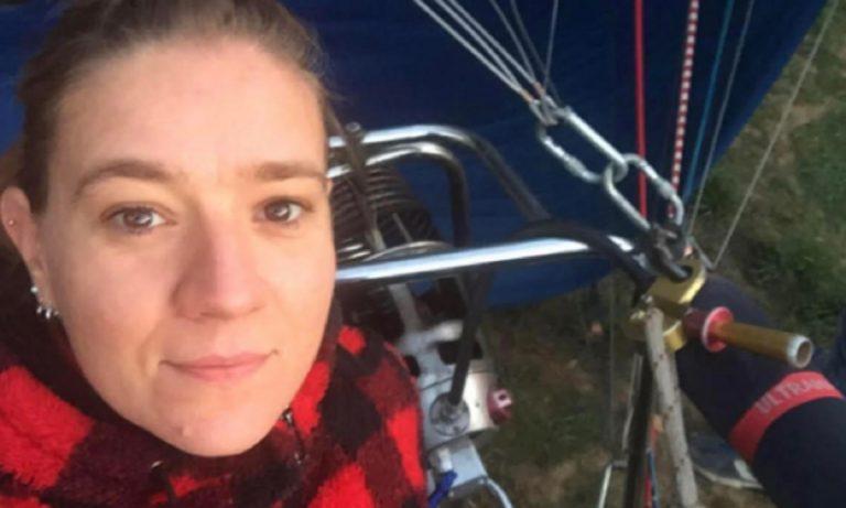 morta mongolfiera Elisa Agnoletti