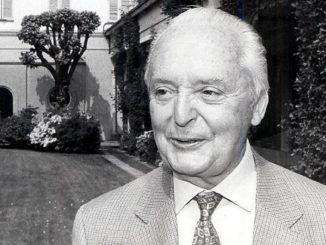 morto Angelo Zegna