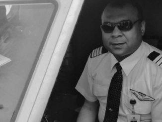 pilota ictus durante volo