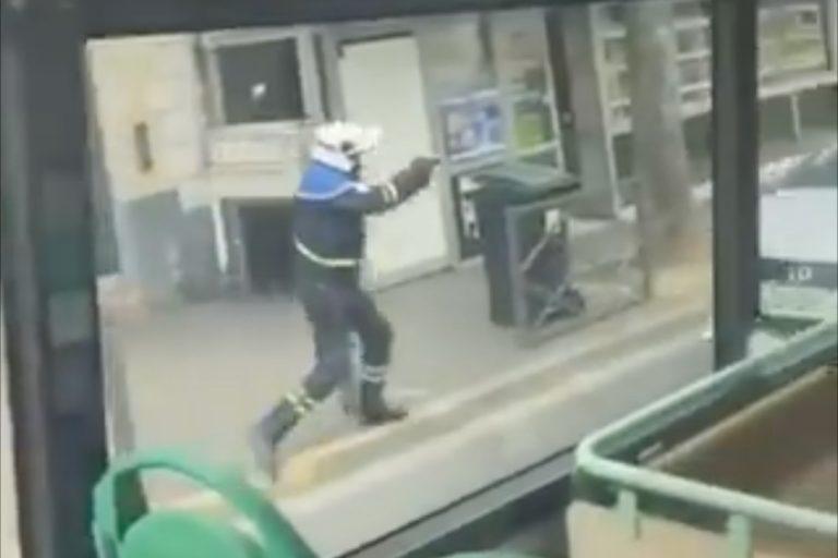 polizia francia sparatoria strada 768x512