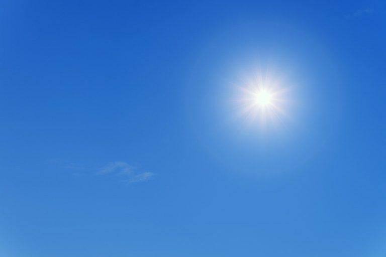 Un luglio 2021 unico nella storia per temperature