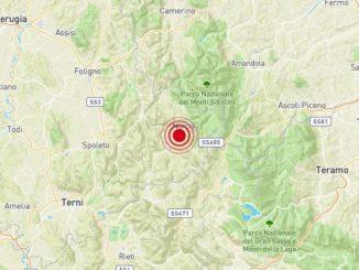 terremoto norcia