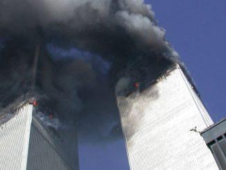 11 settembre foto inedite