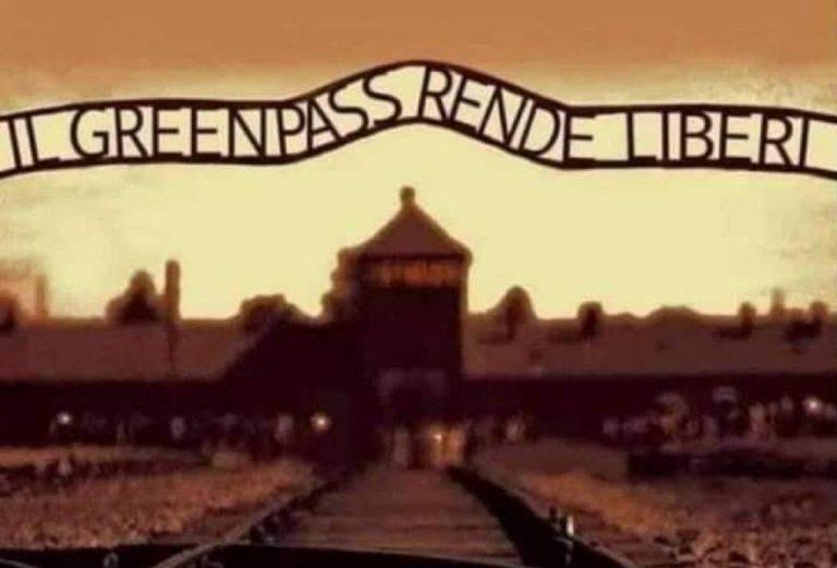 Preside no vax rievoca Auschwitz