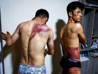 Afghanistan giornalisti torturati talebani