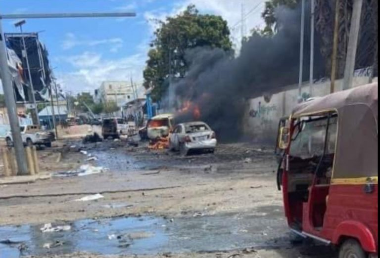 Attentato Mogadiscio