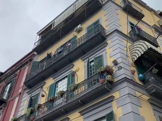 Balcone Napoli