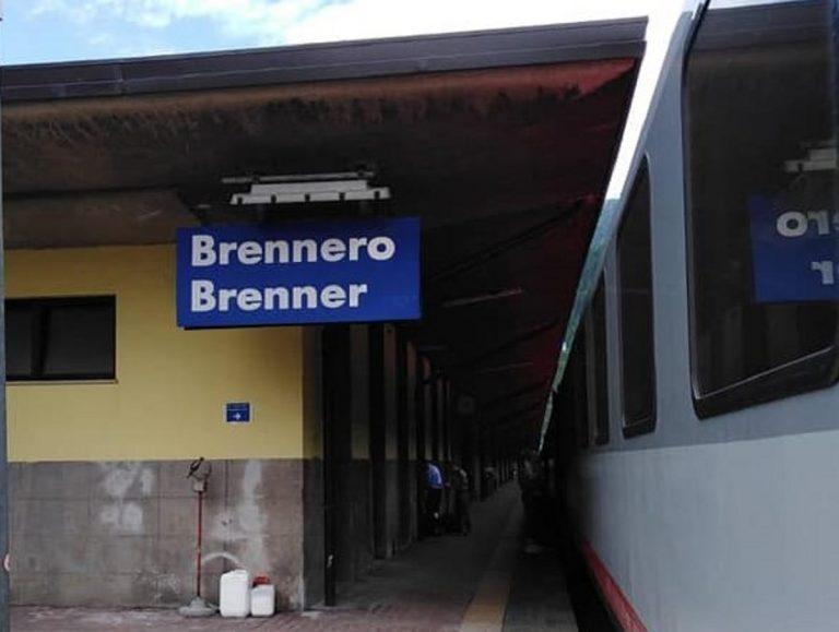 La stazione del Brennero, teatro della tragedia