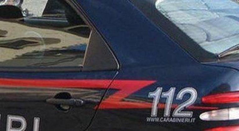 Maestra violenta sospesa dai Carabinieri
