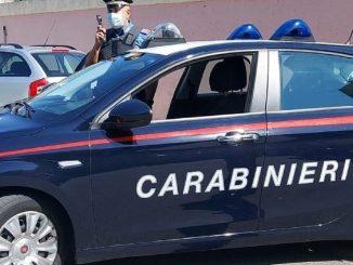 Carabinieri all'opera sulla morte di un 70enne