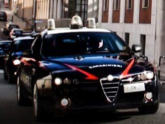 Sull'omicidio indagano i Carabinieri
