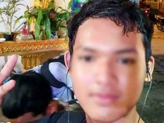 Cambogia 16enne autistico arrestato