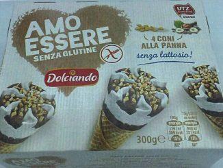 Coni gelato Dolciando ritirati dal mercato
