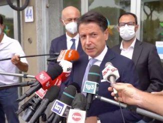 Conte attacca Salvini