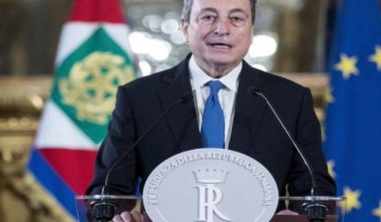 Draghi sulla delega fiscale