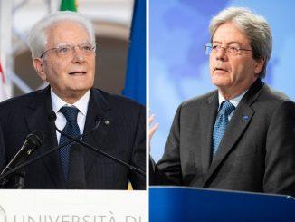 Elezione presidente Repubblica Gentiloni