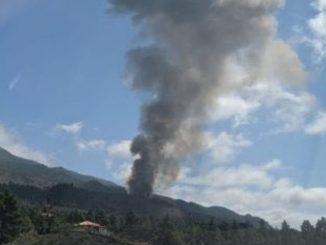 Eruzione vulcano Canarie rischi