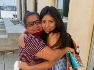 Figlia rapita dal padre