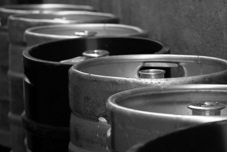 Fusto di birra esploso in Brasile