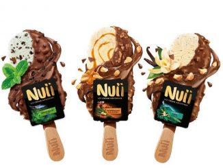 Un plafond dei gelati Nuii ritirati in specifici lotti