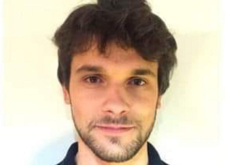 Giacomo Sartori scomparso