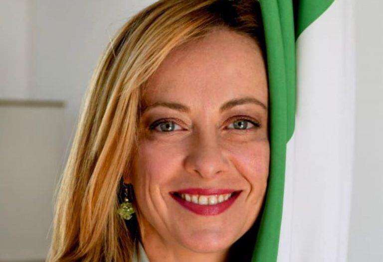 Giorgia Meloni parla del vaccino Covid