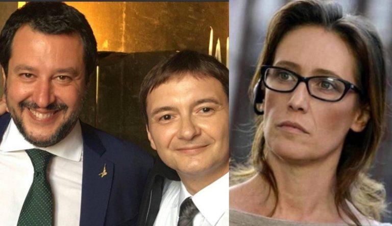 Ilaria Cucchi - Salvini Morisi