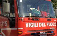 Incendio a Firenze