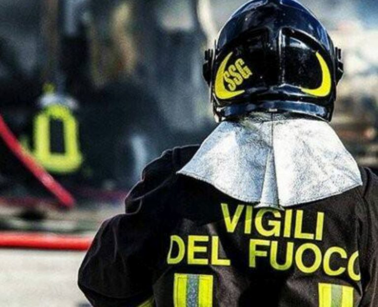 Incendio Gussago