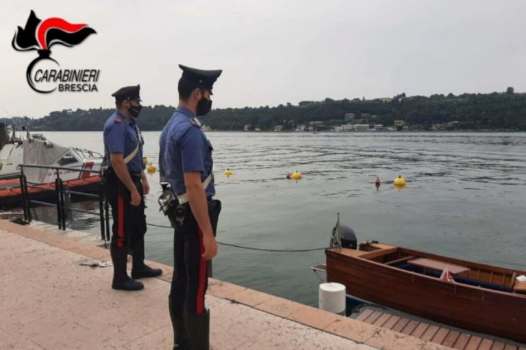 Incidente sul Garda, giudizio immediato per i due tedeschi