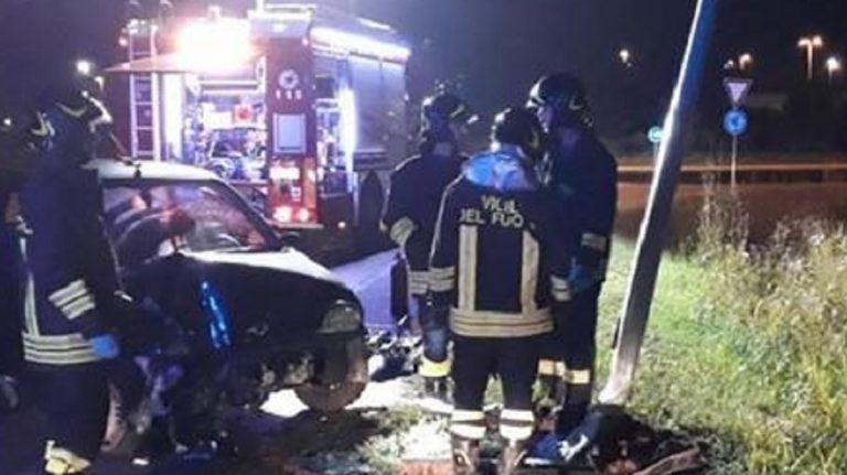 Incidente stradale a Grazzanise
