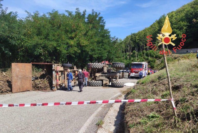 Incidente a Cellara (Cosenza)