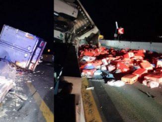 Incidente sulla A4: