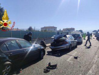 Incidente in Umbria