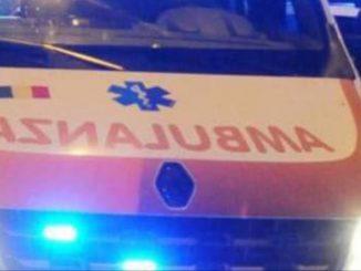 Incidente in provincia di Foggia