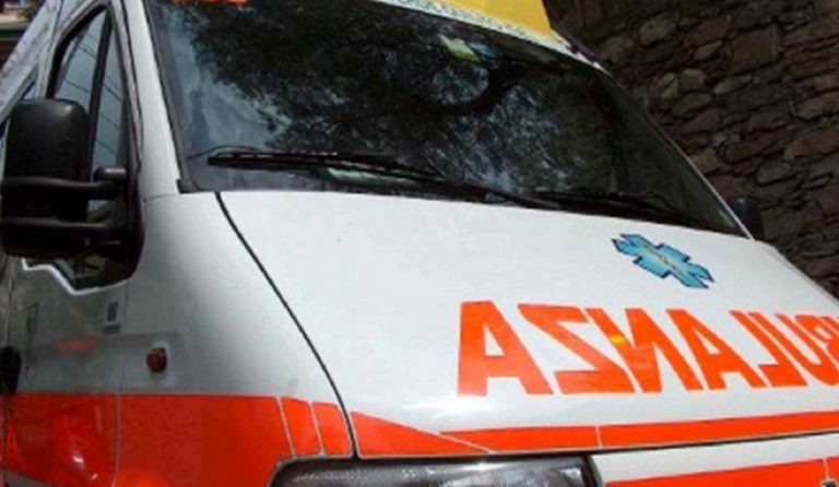 Incidente stradale sulla via Casilina