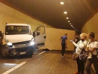 Incidente sulla Palermo-Mazara del Vallo, autostrada chiusa