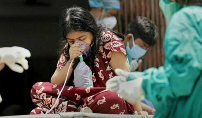 Febbre misteriosa in India