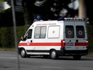 Lecce incidente frontale
