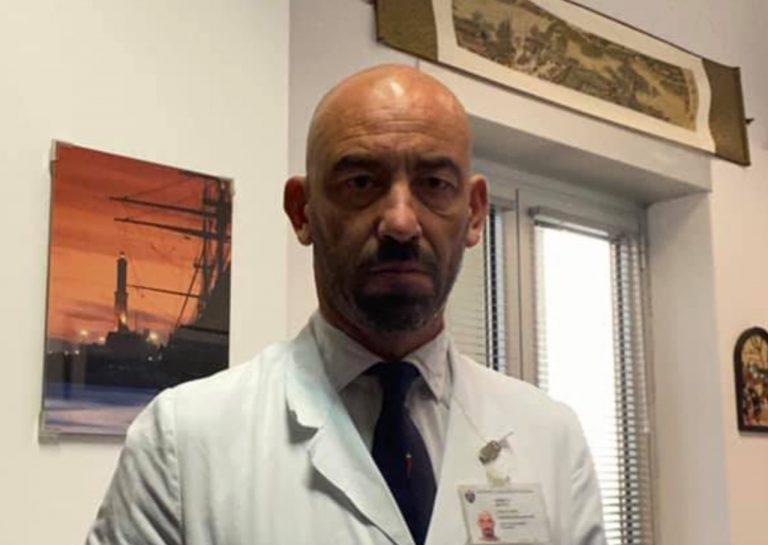 Matteo Bassetti e l'appello di un no vax pentito