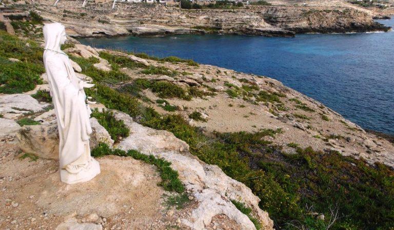 Migranti tunisini a Lampedusa