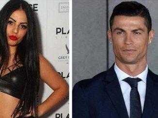 Natacha Rodriguez Cristiano Ronaldo