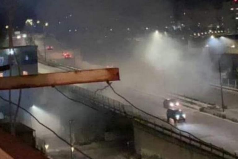 Esplosione Ponticelli