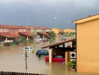 Alluvioni e Ondate di caldo