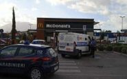Rapina al McDonald's di Pomigiano