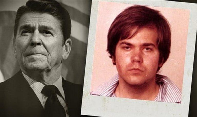 Ronald Reagan e John Hinckley