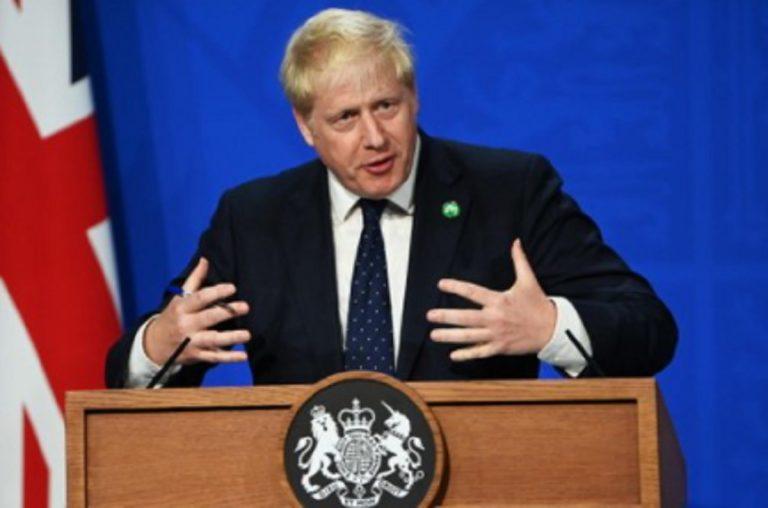 Regno Unito: lockdown light prima di Natale?