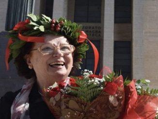 Rosanna Brescia, una laurea a 72 anni in onore della figlia deceduta