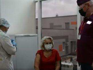 Record di contagi in Russia